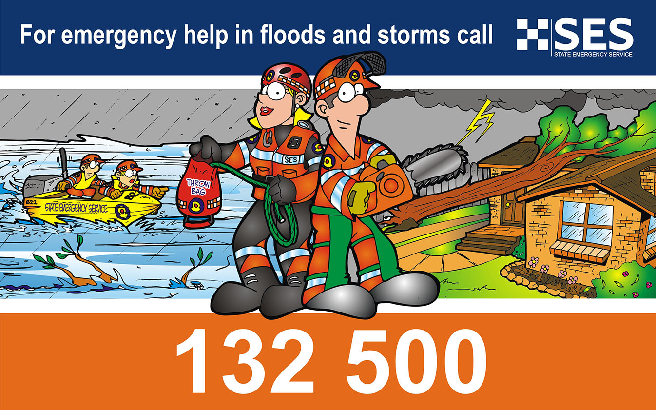 state emergency services (ses) - 132 500 - mornington peninsula kids