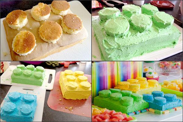 Birthday Cake Ideas Lego ~ Lego party the birthday cake mornington peninsula kids