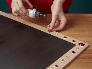 Chalkboard step4