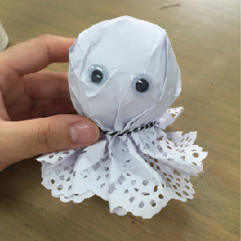 Doily Ghost