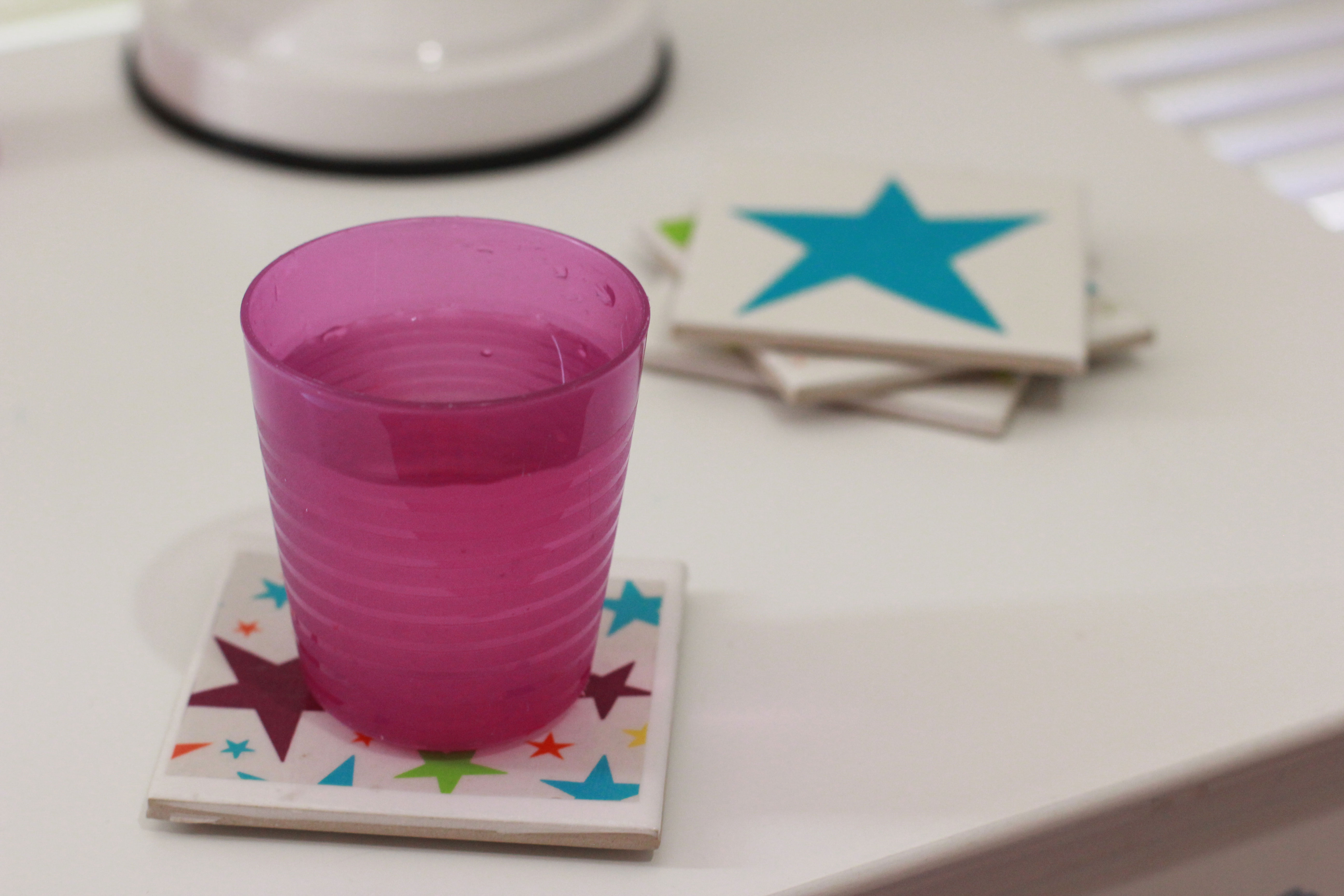 Craft Ceramic Tile Coasters Mornington Peninsula Kids