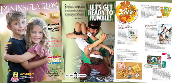 Peninsula Kids Magazine