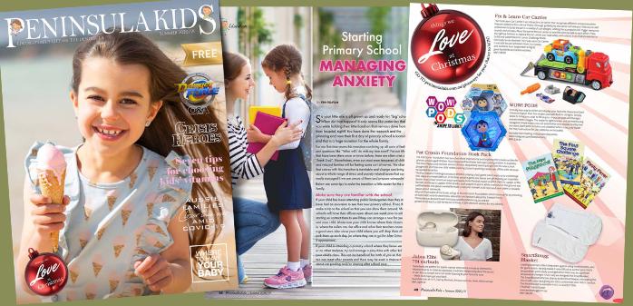 Peninsula Kids Magazine